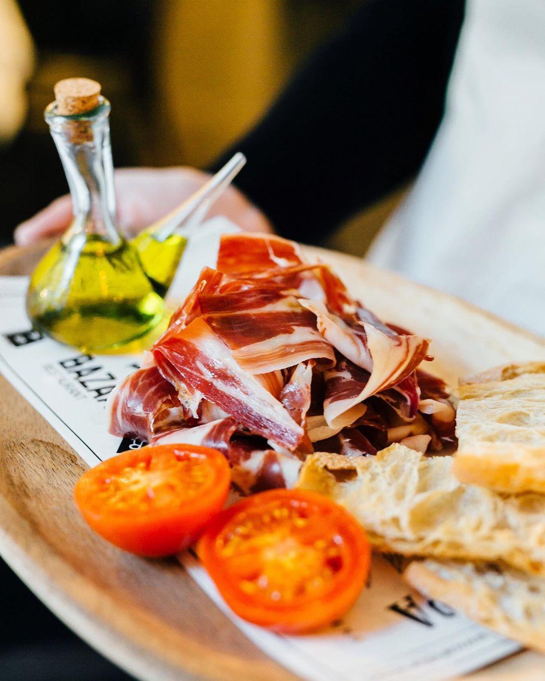 fotografía de restaurantes en Barcelona